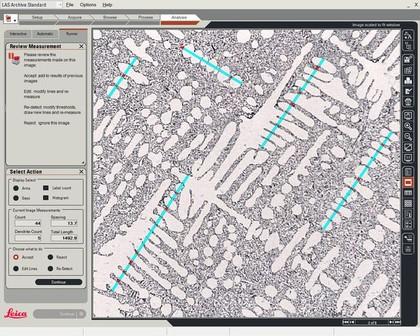 Bildanalysesystem LAS: 50 Jahre BildanalyseLeica Microsystems stellt neue LAS-Module vor