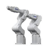 6-Achsroboter: Schnell und vibrationslos