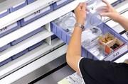 Schneller Zugriff auf Ersatzteile durch Umlauflager: Rundherum transparent