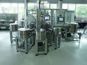 Ringtransfersystem für Inhalatorenproduktion: Inhalatoren mit Zählwerk