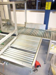 Materialfluss im Reinraum: Saubere Pack-Strecke