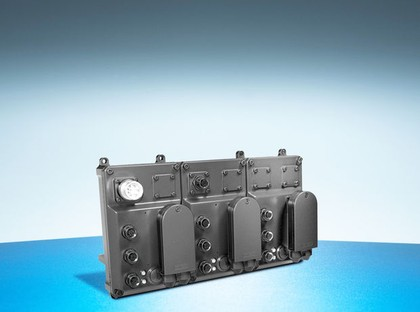 Servowechselrichter i3X: Dreierpack im Angebot