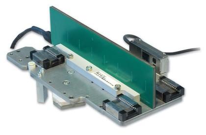 Linearmotor mit gedruckten Läuferspulen: Schicht für Schicht