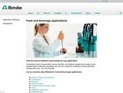 Die Internet-Adresse des Monats (Januar/Februar): Nützliche Internetseiten zum Thema Lebensmittel und Lebensmittelanalytik