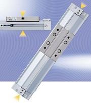 Kolbenstangenlose Bandzylinder: Für kompakte Konstruktionen
