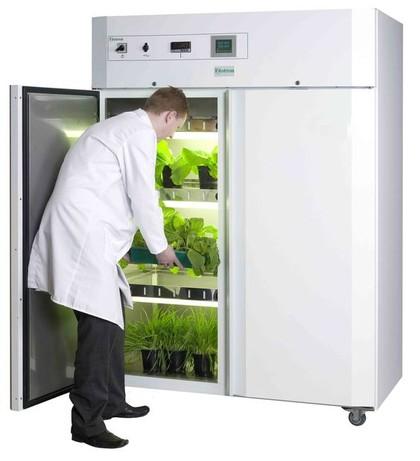 Pflanzenwuchskammer: Sorgt für Wohlfühlklima
