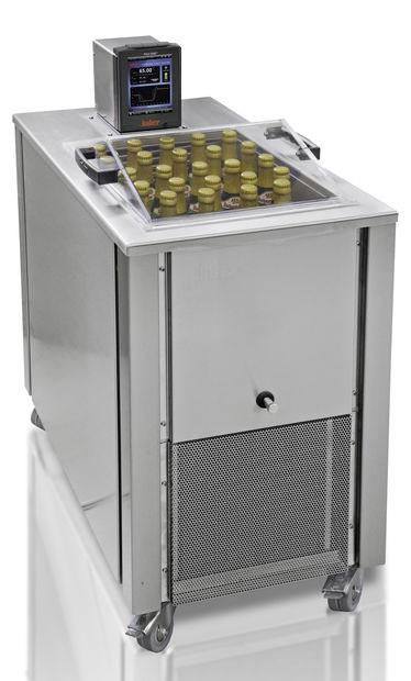 Thermostat BFT5: Bier-Forciertest