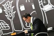 Integrated Industry auf der Hannover Messe: Die nächste industrielle Revolution?: Maschine spricht mit dem Werkstoff