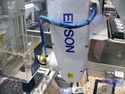 Lasersignierroboter: Roboter zum Beschriften