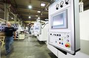 Kernschießmaschinen mit Bedienlösungen von Rittal.: Durchgängig stark bedient