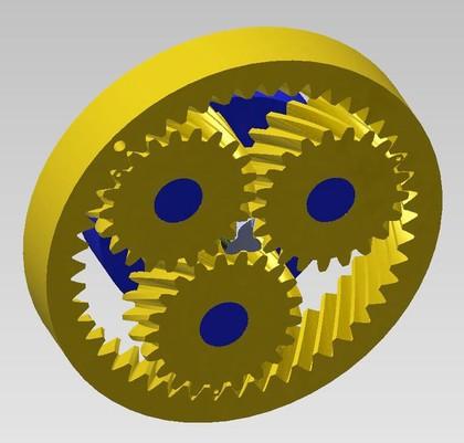 Leistungsfähige Getriebe mit Evoloid-Verzahnungen: Achte auf die Zähne!