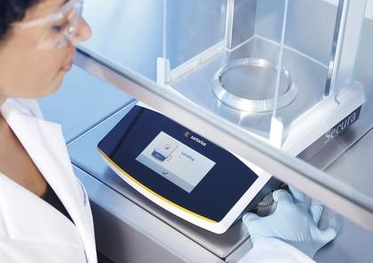 Neue Laborwaage Secura für Wägeanwendungen im regulierten Bereich: Einfach sicher wiegen