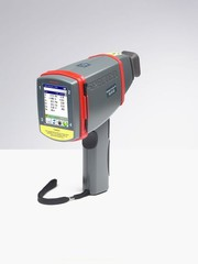 Applikationspaket für Edelmetallanalytik: RFA-Handspektrometer
