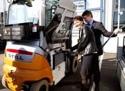 Brennstoffzellenstapler: Geförderte Aktion