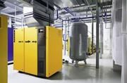 Schraubenkompressoren: Mit hohem Energiesparpotential