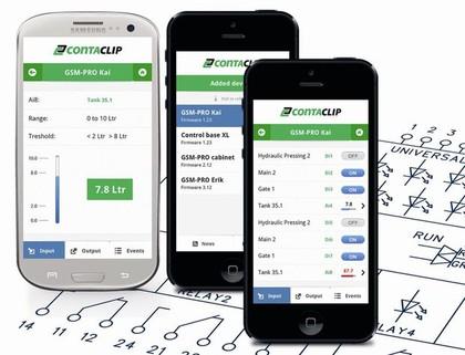 GSM-Pro-Smartphone App: Alles im Blick