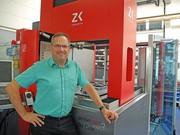 """Rapid-Technologien: """"Das Metall-Laserschmelzverfahren spart Zeit in Konstruktion und  Fertigungsphase"""""""