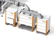Luftfilter: Staub effizient beseitigen