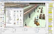 Simulation: Logistik-und Produktionsszenarien