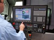 CNC-Steuerung: Für häufiges Rüsten