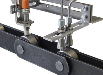 Ölschmiersystem Chain-Lube: Schmieren ohne Druckluft