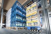 Automation für das Handling von Display-Paletten im Handel ist geschafft: Lösung für den Laden
