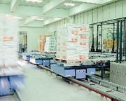 Material-Handlling-Systeme: Der ICE fürs Lager