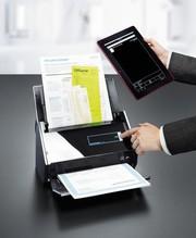 Scanner: Vom Papier ins Netz
