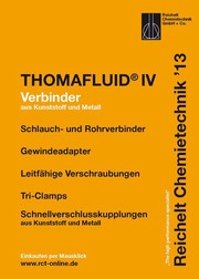 Handbuch THOMAFLUID®-IV: Verbindungstechnik