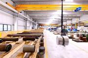 Industriebau: Neubau für Expansion