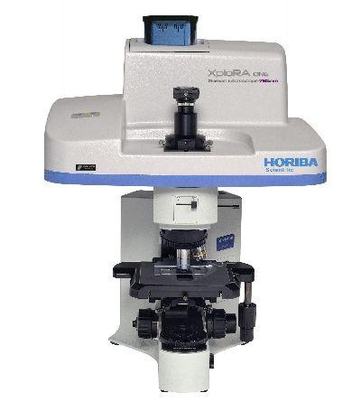 Volle spektrale Raman-Analyse: Raman-Mikroskop