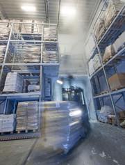 LED-Industrie-Leuchten: Für hohe Decken