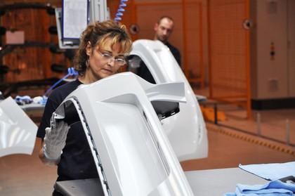 Kunststoffelemente: Magna fertigt in Meerane