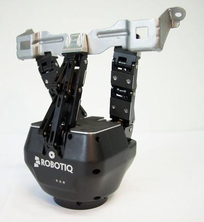 Robotergreifer ROB3: Er ist eine Hand
