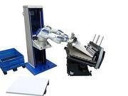 Doppelarmroboter Motoman SDA20D: Roboterbasiertes Handling von Papierbögen