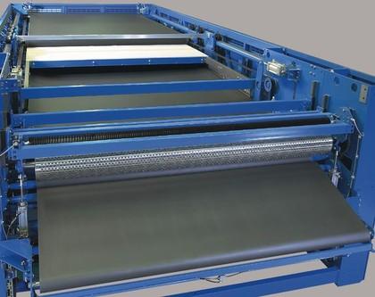 Transportbänder: Für die Textilproduktion