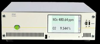 NOxOx-Analysator CLD 60 Ox: Emissionsüberwachung leicht gemacht