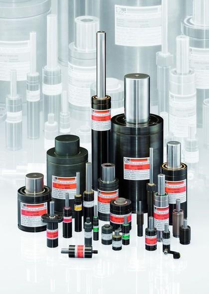 Gasdruckfedern: Online-Konfigurator
