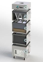 Baukastenfilteranlage: Mehrere Filter