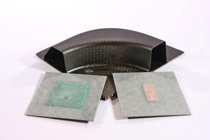 RFID funktioniert jetzt auch mit Verbundwerkstoffen: Funken - trotz Fasern