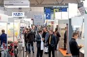 Messe Z und Intec 2013: Kunststoffverarbeiter setzten auf Leipziger Industriemessen