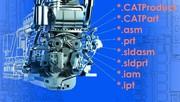 2D-/3D-CAD-Komplettlösung: Kompas-3D: Konverter für CAD-Formate