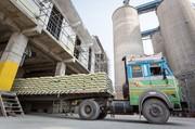 Zement in Nigeria: Automatisch verladen und verpackt: Aus der Maschine auf die Pritsche