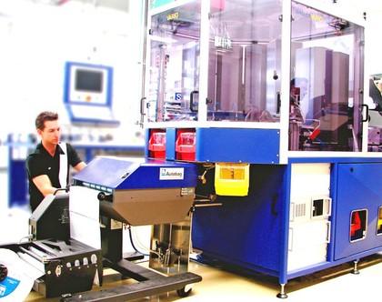Beutelverpackungsmaschinen: Hinein in die Linie