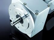 Doppelstufiges Schneckengetriebe: Für hohe Belastung