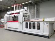 Thermoformmaschine: Faserverstärkte Kunststoffe in Form pressen