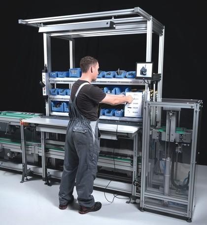 Profilsystem: Leichtbau-Lösung