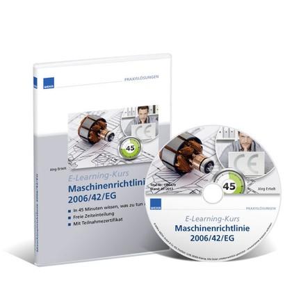 Maschinenrichtlinie 2006/42/EG: E-Learning-Kurs von Weka Media