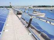 Solardachmontage: Oben alles dicht?