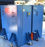 Mobile Heiz- und Isolierbox: IBC Container beheizen